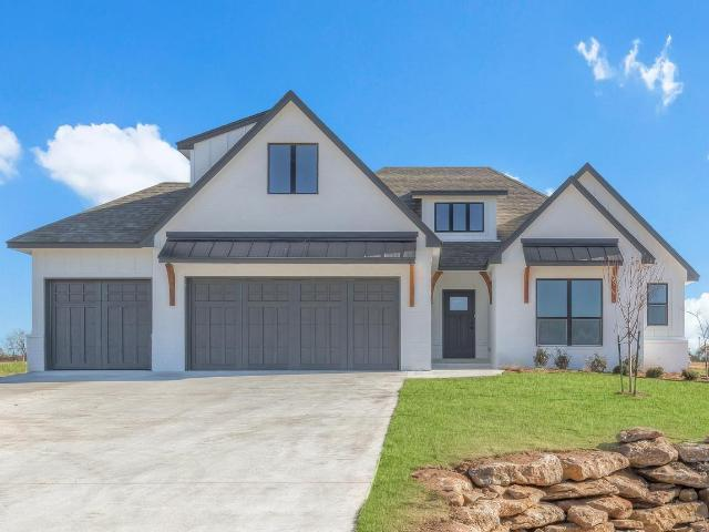 4 Bed, 3 Bath New Home Plan In Sand Springs, Ok