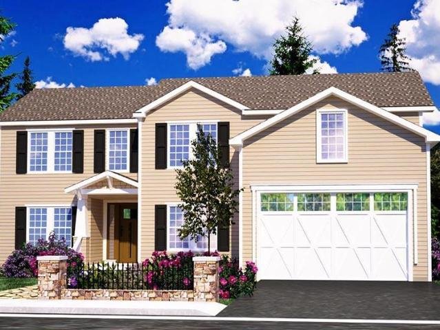 4 Bed, 3 Bath New Home Plan In Hickory, Nc