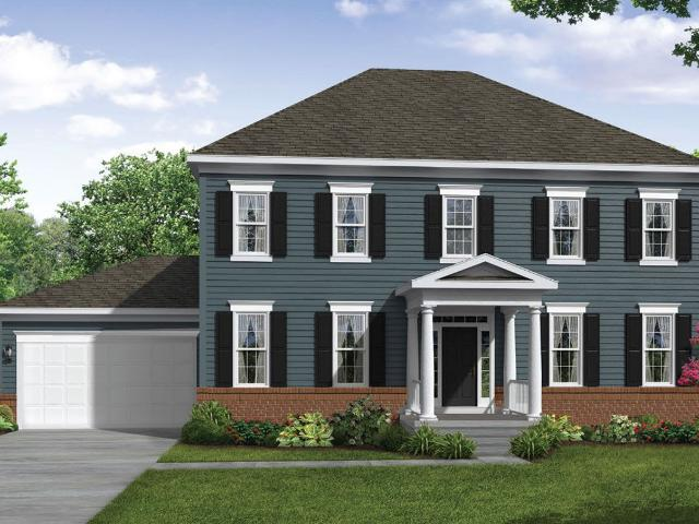 4 Bed, 3 Bath New Home Plan In Silver Spring, Md