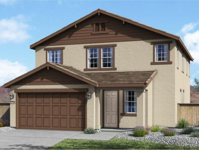 4 Bed, 3 Bath New Home Plan In Sparks, Nv