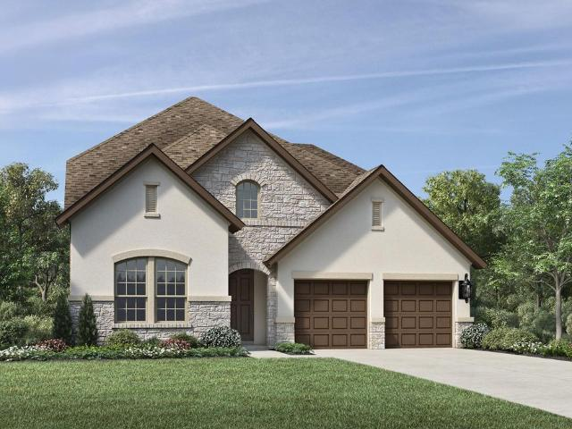 4 Bed, 3 Bath New Home Plan In Spring, Tx