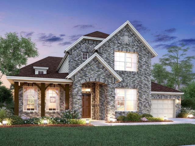 4 Bed, 3 Bath New Home Plan In Sunnyvale, Tx