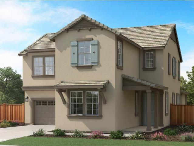 4 Bed, 3 Bath New Home Plan In Tracy, Ca