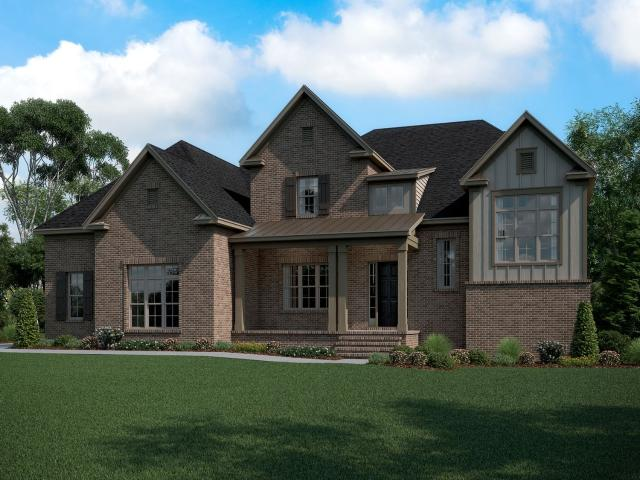 4 Bed, 3 Bath New Home Plan In Waxhaw, Nc