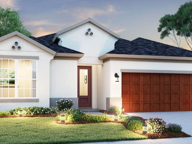 4 Bed, 3 Bath New Home Plan In Wesley Chapel, Fl