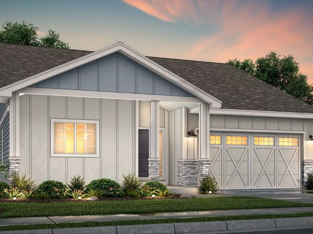 4 Bed, 3 Bath New Home Plan In Windsor, Co