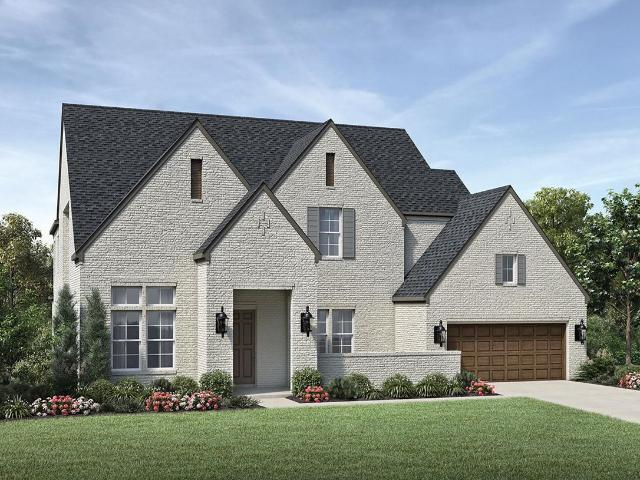4 Bed, 4 Bath New Home Plan In Copper Canyon, Tx