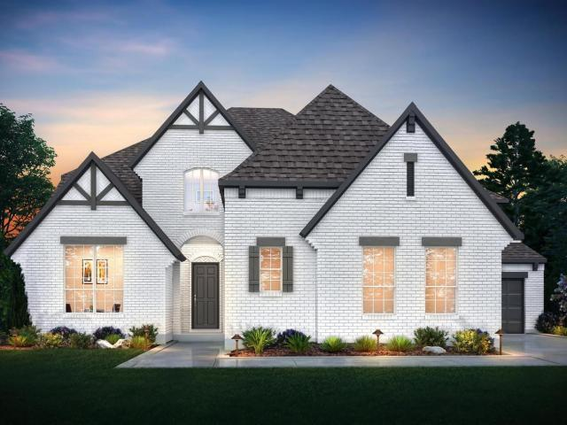 4 Bed, 4 Bath New Home Plan In Dripping Springs, Tx