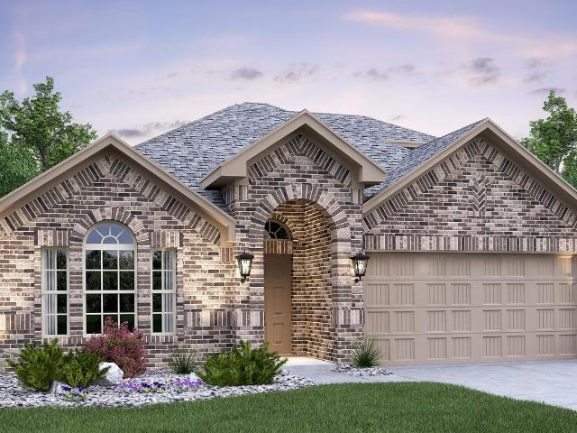 4 Bed, 4 Bath New Home Plan In Liberty Hill, Tx