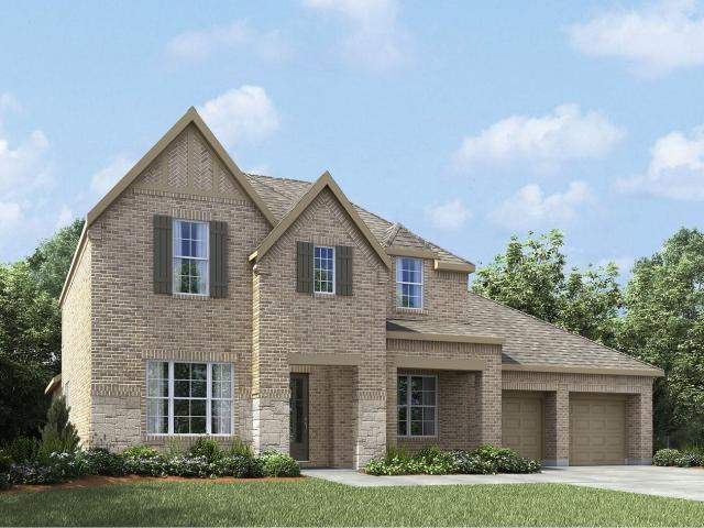 4 Bed, 4 Bath New Home Plan In Mansfield, Tx