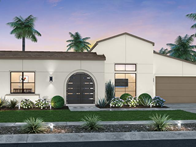 4 Bed, 4 Bath New Home Plan In San Diego, Ca