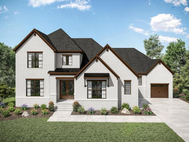 4 Bed, 4 Bath New Home Plan In Thompsons Station, Tn