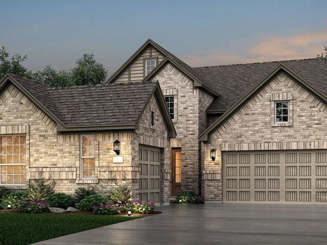 4 Bed, 4 Bath New Home Plan In Tomball, Tx
