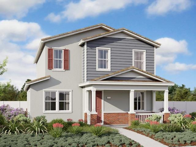 4 Bed, 4 Bath New Home Plan In Valley Center, Ca