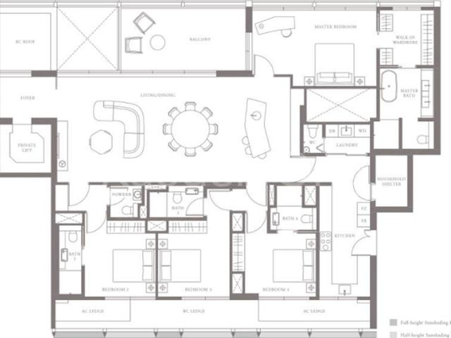 4 Bed Condo For Sale In Amber Skye