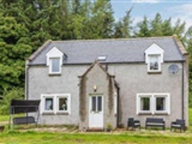 4 Bed Detached For Sale Huntly Ab54