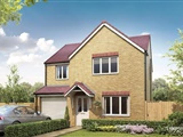 4 Bed Detached For Sale The Roseberry Plymouth