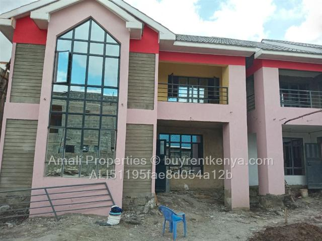4 Bed House For Sale In Ruiru