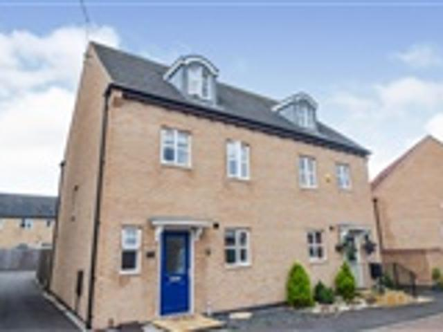 4 Bed Semi Detached For Sale Reef Close Mansfield