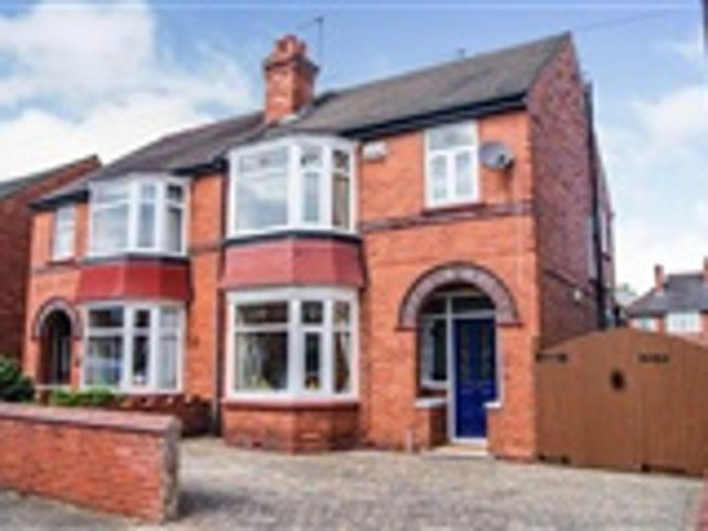 4 Bed Semi Detached For Sale Welbeck Road Doncaster