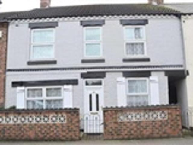 4 Bed Terraced For Sale Hastings Road Burton On Trent