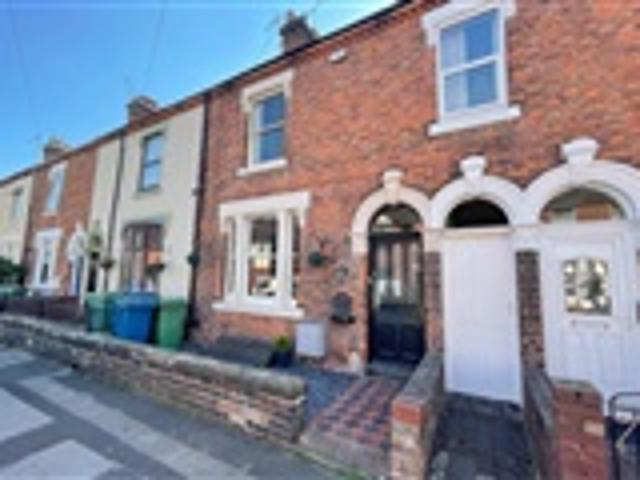 4 Bed Terraced For Sale Meyrick Road Stafford
