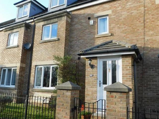 4 Bed Town House To Rent In Dockwray Square, North Shields Ne30 Zoopla