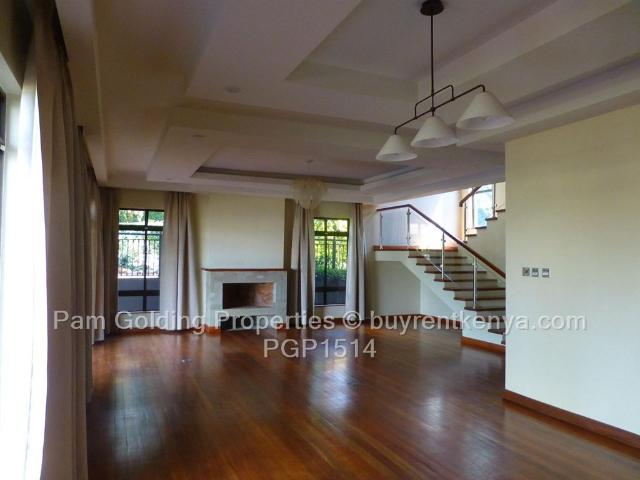 4 Bed Townhouse For Rent In Lower Kabete