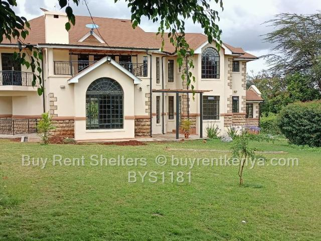 4 Bed Townhouse For Rent In Woodvalle Dr, Gigiri