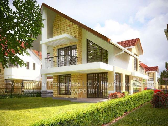 4 Bed Townhouse For Sale In Estate, Kitengela