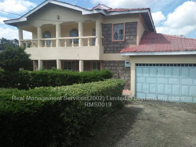 4 Bed Townhouse For Sale In Magadi Road, Kiserian