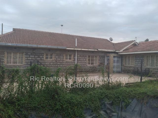 4 Bed Townhouse For Sale In Ngong