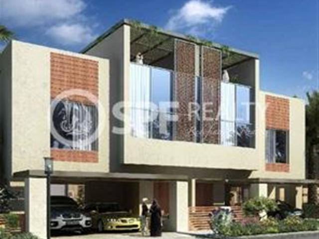 4 Bed Type M Townhouse In Grand Views Phase 2 Meydan City Aed 4,654,936