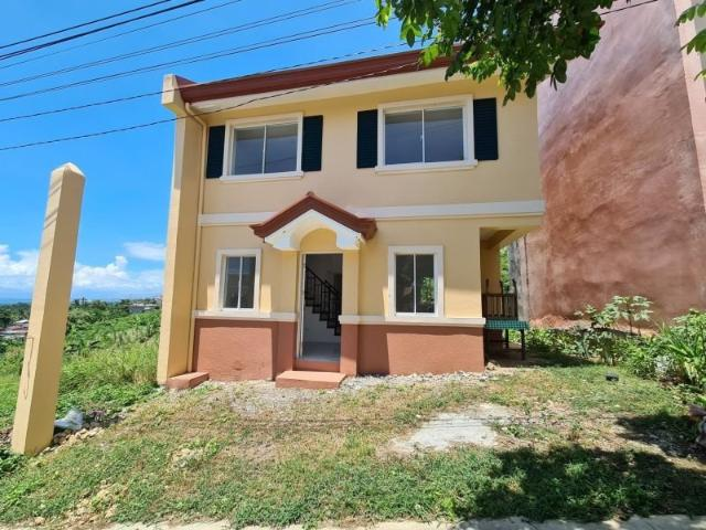 4 Bedroom, Camella House And Lot For Sale In Cebu Talisay
