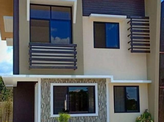 4 Bedroom Complete Turnover Rent To Own House And Lot Townhouse In General Trias Near Taga...