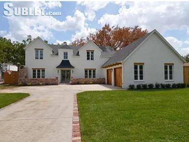 4 Bedroom Detached House Dallas Tx For Rent At 23500