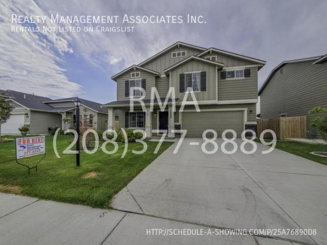 4 Bedroom Detached House Nampa Id For Rent At 2595