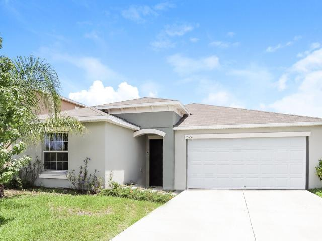 4 Bedroom Home For Rent At 15504 Caynor Ash Ln, Ruskin, Fl 33573