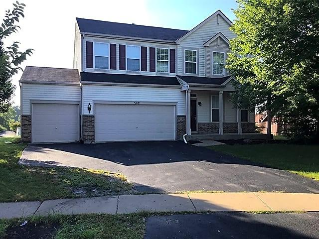 4 Bedroom Home For Rent At 308 Aster Dr, Minooka, Il 60447