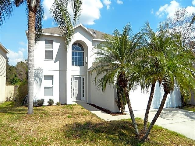 4 Bedroom Home For Rent At 4109 Stonefield Dr, University, Fl 32826 Stonemeade
