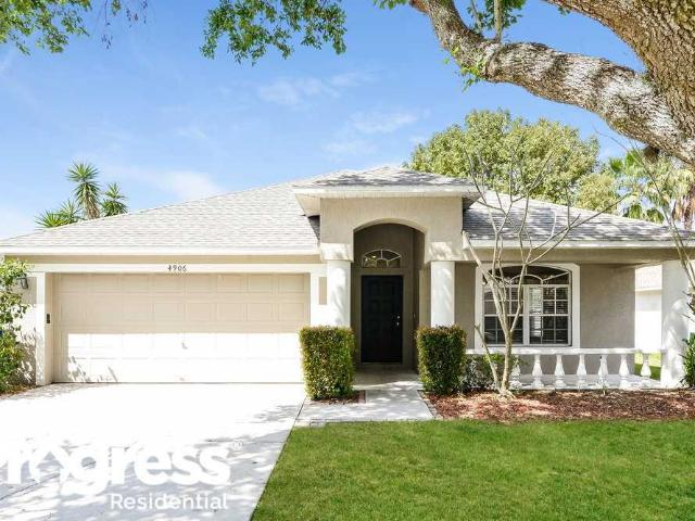 4 Bedroom Home For Rent At 4906 Otter Creek Ct, Valrico, Fl 33596 Twin Lakes Of Brandon