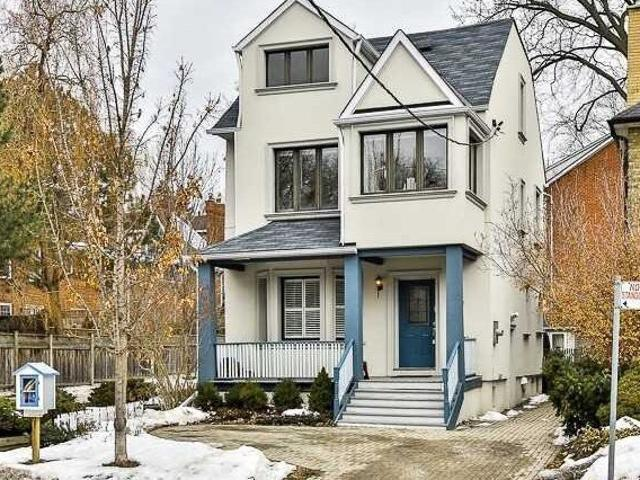 4 Bedroom Home For Rent At Eglinton Ave E & Mt Pleasant Road, Toronto, On M4p 1v9 North To...