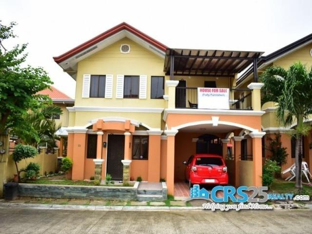 4 Bedroom House And Lot For Rent In Consolacion Cebu