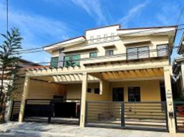 4 Bedroom House And Lot For Sale In Bf Homes For ₱ 13,800,000 With Web Reference 117240956