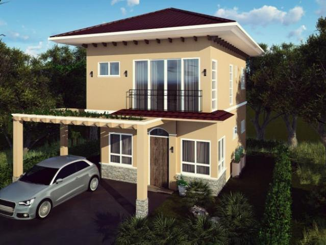 4 Bedroom House And Lot For Sale In Talisay Cebu