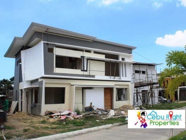 4 Bedroom House And Lot For Sale In Yati Liloan Cebu