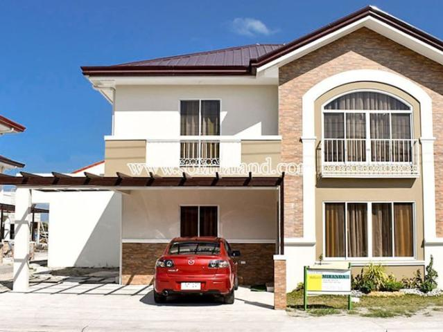 4 Bedroom House For Sale In Solana Casa Real, Bacolor, Pampanga