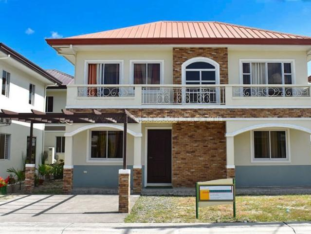 4 Bedroom House For Sale In Solana Casa Real, Bacolor Pampanga