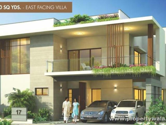 4 Bedroom Independent House For Sale In Kollur, Hyderabad