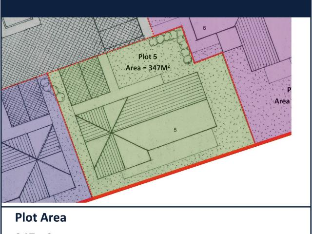 4 Bedroom Land For Sale In Plot 5, Green View Lodge, Hamsterley On Boomin